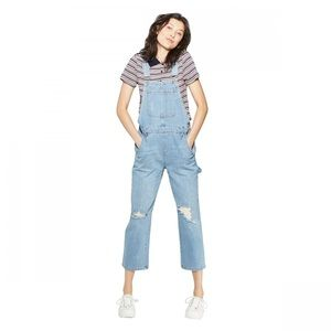Wild Fable Relaxed Overalls Size S